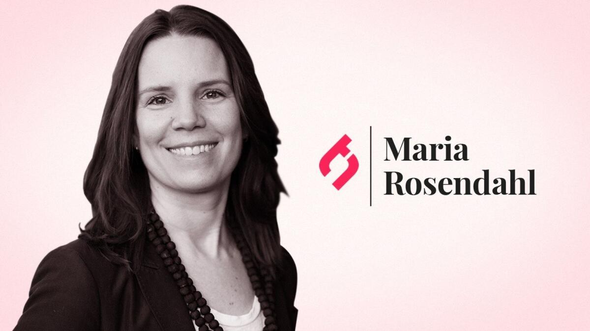 Maria Rosendahl